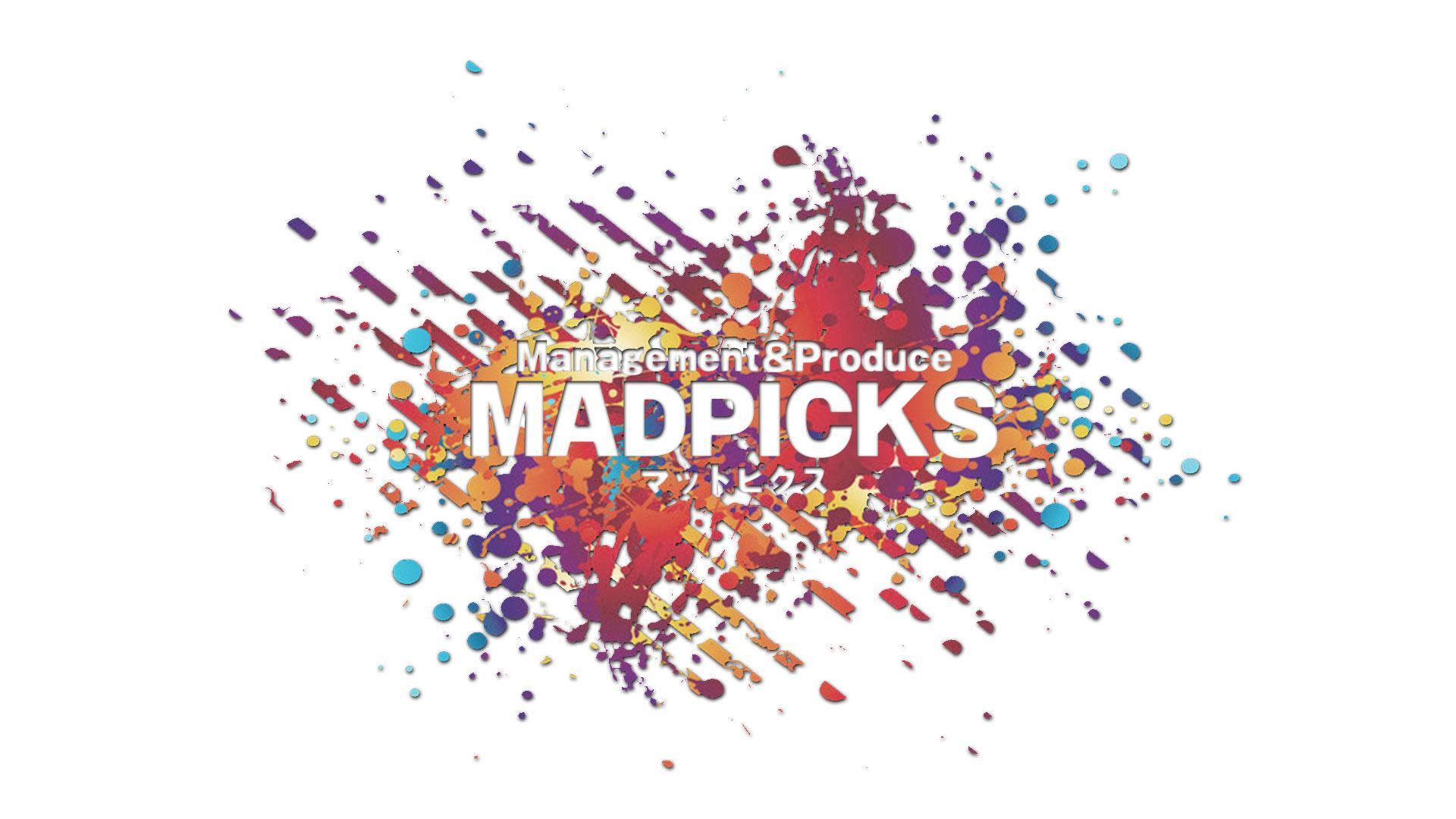 MADPICKS公式ニコニコチャンネル開設しました
